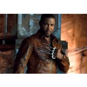 Michael Jai White Arrow Leather Jacket